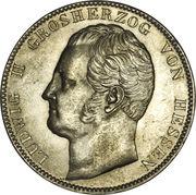 2 Thaler / 3½ Gulden - Ludwig II – avers