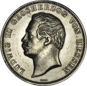 2 Thaler / 3½ Gulden - Ludwig III – avers