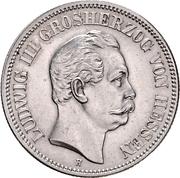 2 Mark - Ludwig III – avers