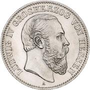 2 Mark - Ludwig IV – avers