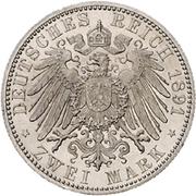2 Mark - Ludwig IV – revers