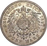 5 Mark - Ludwig IV – revers