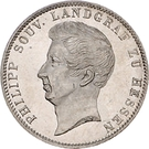 ½ Gulden - Philipp August – avers