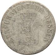 ½ Silbergroschen - Wilhelm II – avers