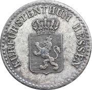 1 Silbergroschen - Wilhelm II – avers