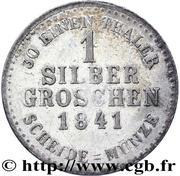 1 Silbergroschen - Wilhelm II – revers