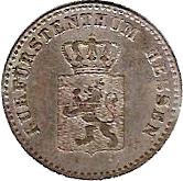 2 Silber groschen - Wilhelm II – avers