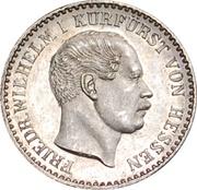 2½ Silber Groschen - Friedrich Wilhelm I – avers