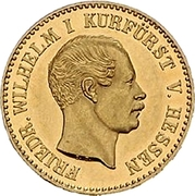 5 Thaler - Friedrich Wilhelm I – avers