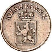 1 Heller - Wilhelm II & Friedrich Wilhelm – avers