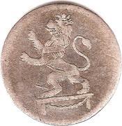 1/24 Thaler - Wilhelm I – avers