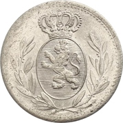 ⅙ Thaler - Wilhelm II – avers