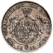 1 Thaler - Friedrich Wilhelm I – revers