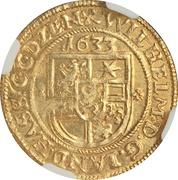 1 Goldgulden - Wilhelm V – avers