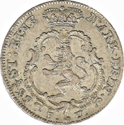 ¼ Thaler - Friedrich II – avers