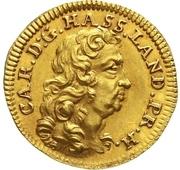 1 Ducat - Karl I. – avers