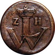 2 Heller - Wilhelm VIII – avers