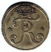 1 albus Friedrich I (type 1b) – avers