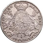 ⅓ thaler Friedrich II – revers