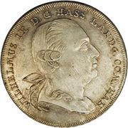 1 Thaler - Wilhelm IX – avers