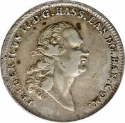 1 Thaler - Friedrich II – avers