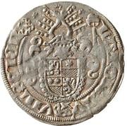 1 Groschen - Wilhelm I. (Pilgergroschen) – avers