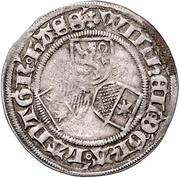1 Albus - Wilhelm II. (Petersgroschen) – avers