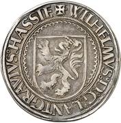 ¼ Guldengroschen - Wilhelm II. – avers