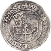 1 Groschen - Wilhelm II. (Helmgroschen) – avers