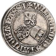 1 Albus - Wilhelm II. – avers