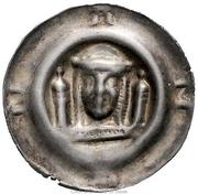1 brakteat Sophia von Brabant – avers