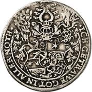 ½ Thaler - Ludwig IV. – revers