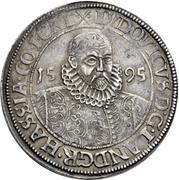 1 Thaler - Ludwig IV. – avers