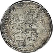 1 Thaler - Ludwig IV. – revers