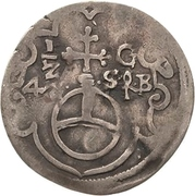 4 Heller - Ludwig IV. – revers