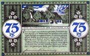 75 Pfennig (Heydekrug) – revers