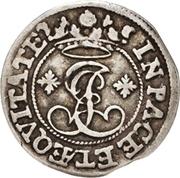 2 Mariengroschen - Jobst Edmund von Brabeck – avers