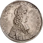 1 Thaler -  Jobst Edmund von Brabeck – avers