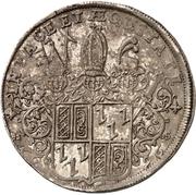 1 Thaler -  Jobst Edmund von Brabeck – revers