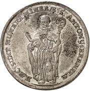 1 Thaler - Jobst Edmund von Brabeck (Ausbeutetaler) – revers