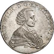 1 Thaler - Friedrich Wilhelm von Westfalen (Konventionstaler) – avers