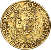 5 Goldgulden - Ferdinand von Bayern – revers