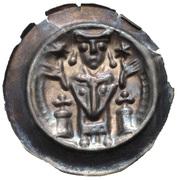 1 Brakteat - Heinrich I. von Wernigerode – avers