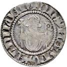 1 Sechsling - Magnus von Sachsen-Lauenburg – avers