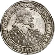 ½ Thaler - Ferdinand von Bayern – avers