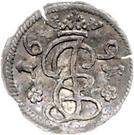 1 Pfennig - Jobst Edmund von Brabeck – avers