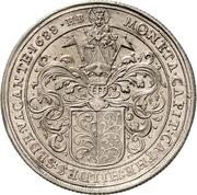 1 Thaler - Sede Vacante (Reichstaler) – avers
