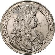 1 Thaler - Sede Vacante (Reichstaler) – revers
