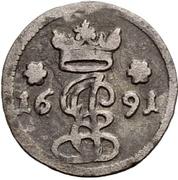 4 Pfennig - Jobst Edmund von Brabeck – avers