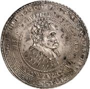 2 Thaler - Ernst von Bayern (Kardinalsjubiläum) – avers